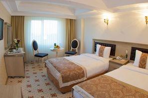 Turquie-Istanbul, Hôtel Marmaray
