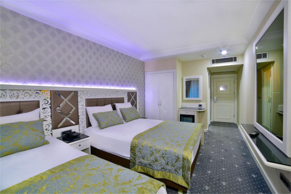 Chambre - Hôtel Monaco 3* Istanbul Turquie