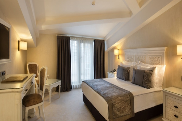 Chambre - Hôtel Ottoman's Life Deluxe 5* Istanbul Turquie