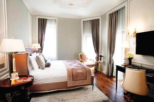 Chambre - Hôtel Rixos Pera Istanbul 5* Istanbul Turquie