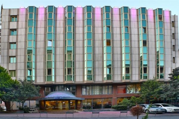 Facade - Hôtel All Seasons 4* Istanbul Turquie