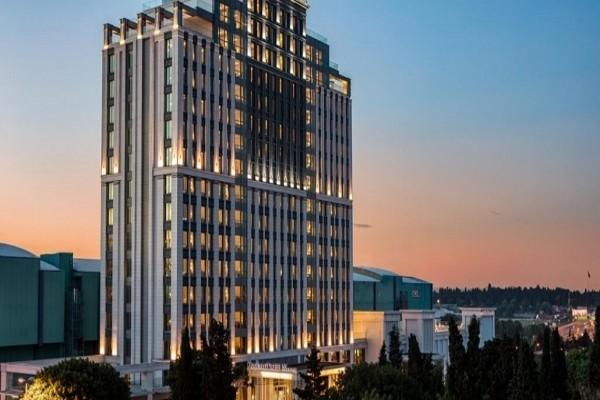 Vue de l'hôtel - Doubletree by Hilton Topkaki