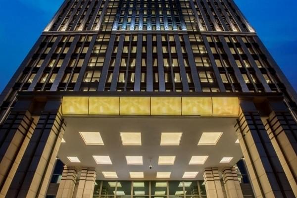 Facade - Hôtel Doubletree by Hilton Topkaki 5* Istanbul Turquie