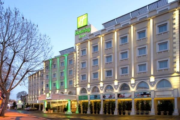 Facade - Hôtel Holiday Inn City 5* Istanbul Turquie