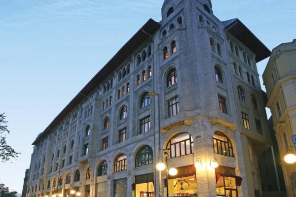 Facade - Hôtel Legacy Ottoman 5* Istanbul Turquie