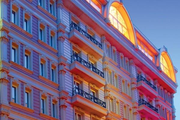 Facade - Hôtel Marmaray 4*