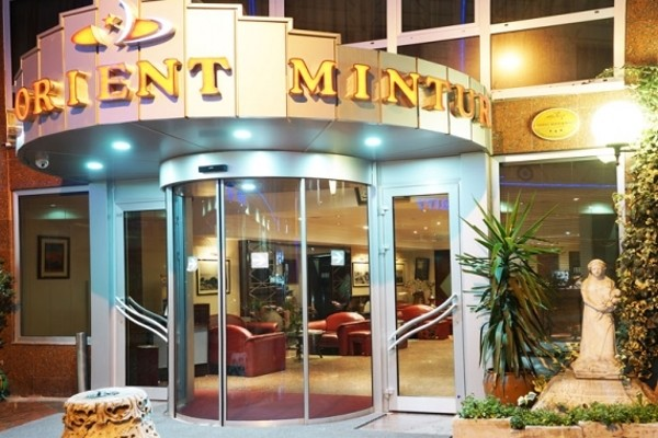 façade - Orient Mintur