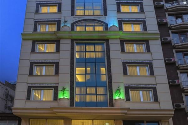 Facade - Hôtel Taksim Time 4*