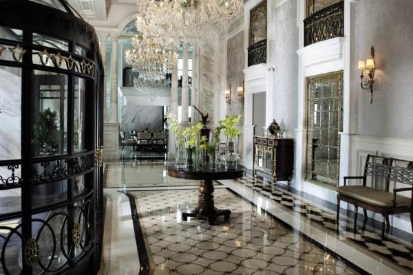 Hall - Hôtel Rixos Pera Istanbul 5* Istanbul Turquie