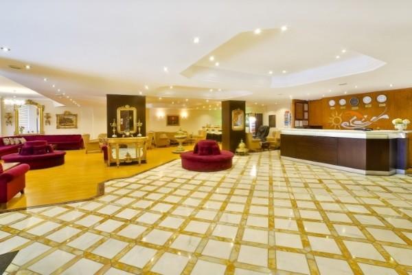 Reception - Hôtel Grand Ant 3* Istanbul Turquie