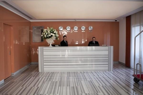 Reception - Hôtel Innova Sultanahmet 4* Istanbul Turquie