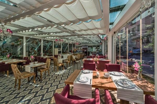 Restaurant - Hôtel Amiral Palace 4* Istanbul Turquie