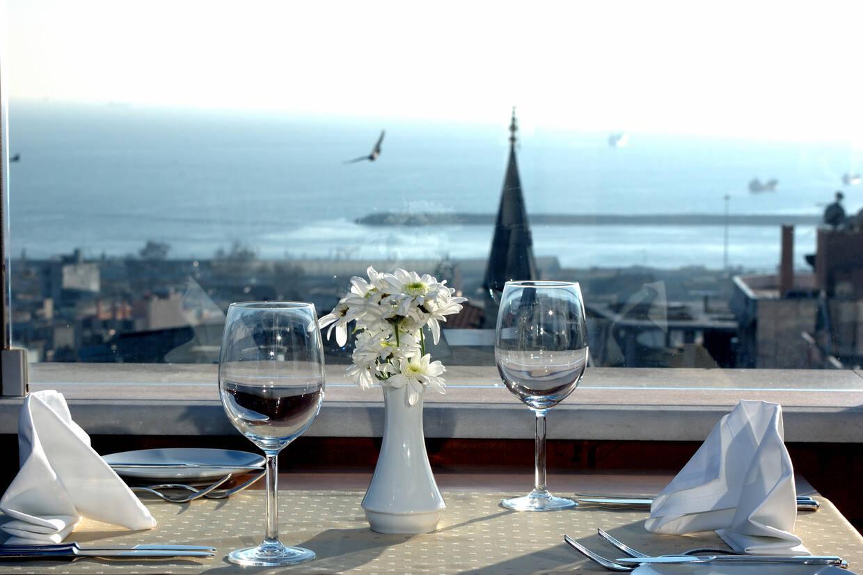 Restaurant - Hôtel Antik 4* Istanbul Turquie
