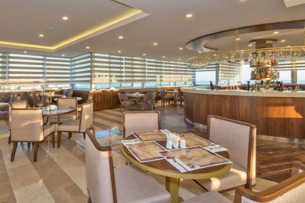 Restaurant - Hôtel Bekdas 4* Istanbul Turquie