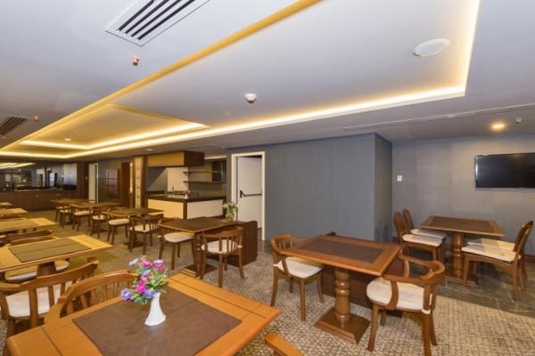 Restaurant - Hôtel Genova 4* Istanbul Turquie