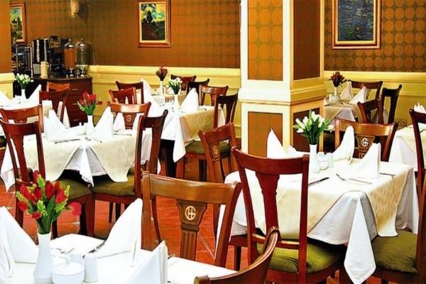 Restaurant - Hôtel Golden Crown 3* Istanbul Turquie