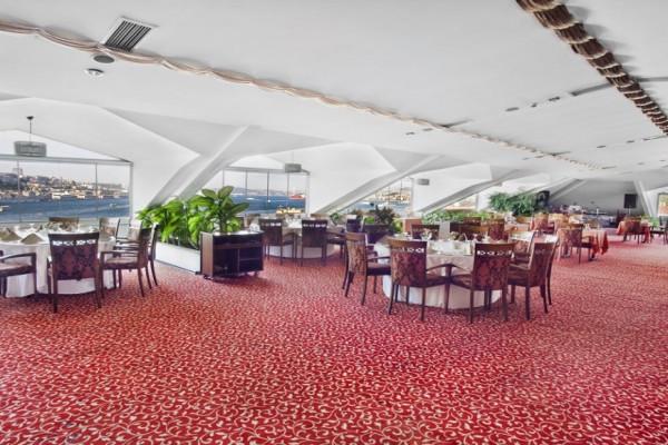 Restaurant - Hôtel Legacy Ottoman 5* Istanbul Turquie