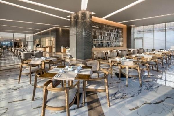 Restaurant - Hôtel Lionel 5* Istanbul Turquie