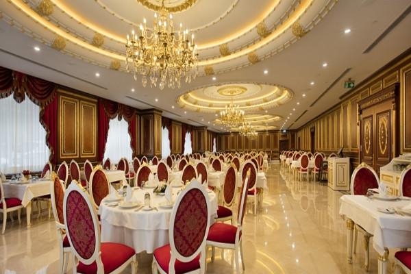 Restaurant - Hôtel Ottoman's Life Deluxe 5* Istanbul Turquie
