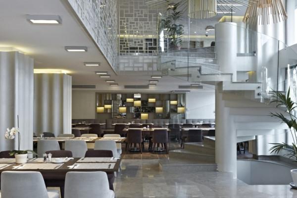 Restaurant - Hôtel Ramada Grand Bazaar 4* Istanbul Turquie