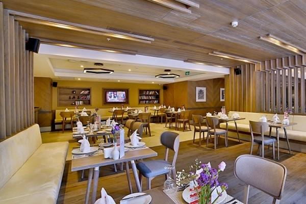 Restaurant - Hôtel Ramada Old City 4* Istanbul Turquie