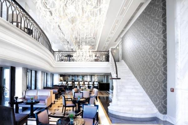 Restaurant - Hôtel Rixos Pera Istanbul 5* Istanbul Turquie