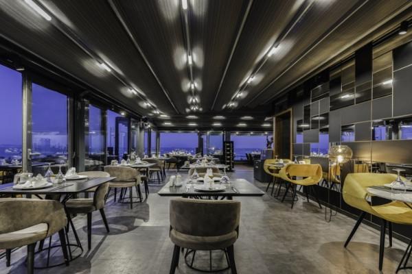 Restaurant - Hôtel Venera 4* Istanbul Turquie