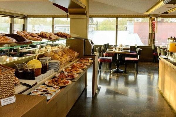 Restaurant - Hôtel Yasmak Sultan 4* Istanbul Turquie