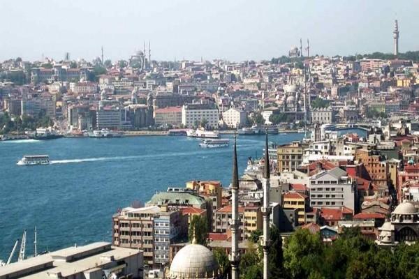 Vue panoramique - Hôtel Crowne Plaza Istanbul Old City 5* Istanbul Turquie