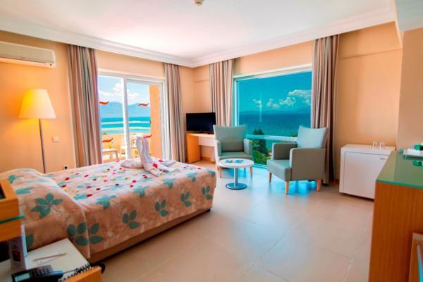 Chambre - Hôtel Ephesia Hotel 4* Izmir Turquie