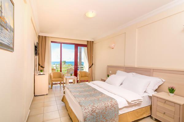 Chambre - Hôtel Gumuldur Resort Hotel 4* Izmir Turquie