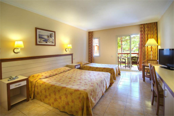 Chambre - Hôtel Kustur Club Holiday Village 5* Izmir Turquie