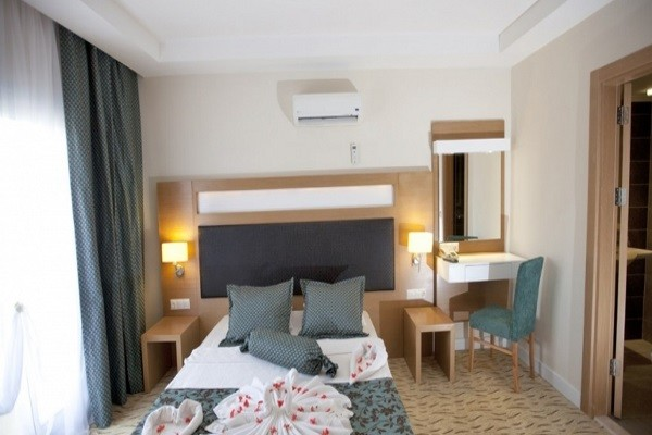 Chambre - Hôtel Marbel 4* Izmir Turquie
