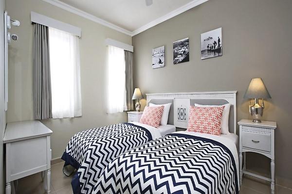 Chambre - Hôtel Sentido Marina Suites 4* Izmir Turquie