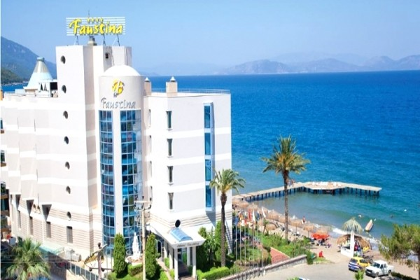 Facade - Hôtel Faustina 4* Izmir Turquie