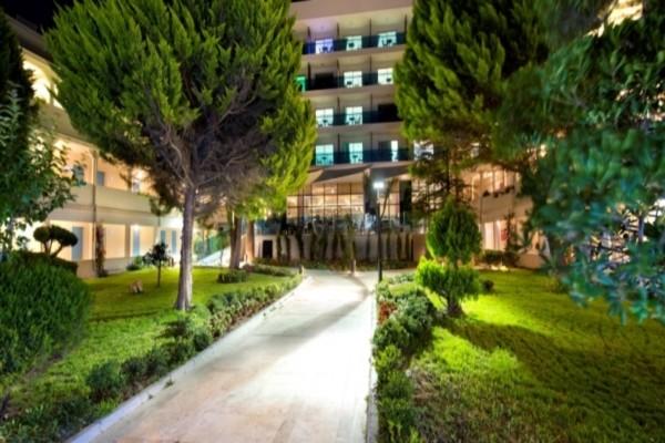 Facade - Hôtel Flora Garden Ephesus 5* Izmir Turquie