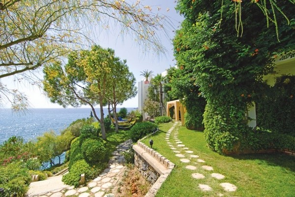 Facade - Hôtel Korumar Deluxe 5* Izmir Turquie