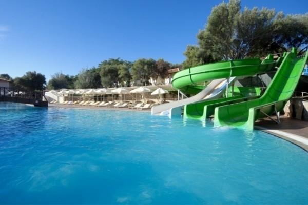 Piscine - Club Atlantis 4* Izmir Turquie