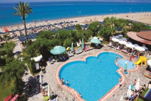 Piscine - Hôtel Cactus Paradise 4* Izmir Turquie