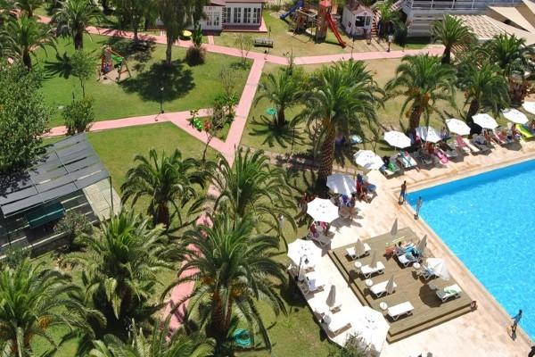Piscine - Hôtel Coralia Maxima Bay 4* Izmir Turquie