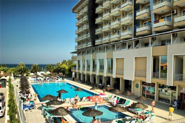 Piscine - Hôtel Ephesia Hotel 4* Izmir Turquie