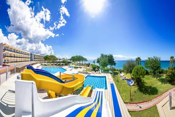 Piscine - Hôtel Gumuldur Resort Hotel 4* Izmir Turquie