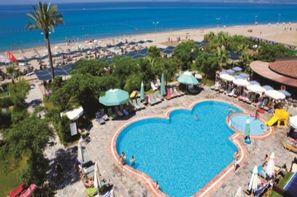 Turquie-Izmir, Hôtel Mondi Club Cactus Paradise