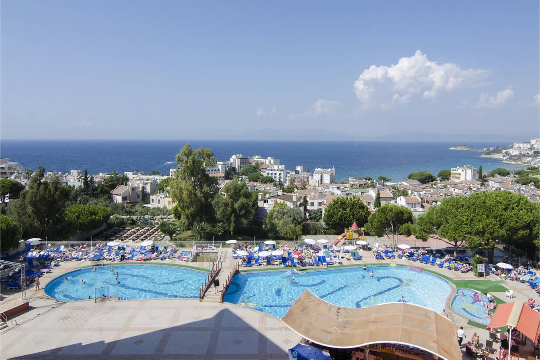 Piscine - Hôtel Sea Pearl 4* Izmir Turquie