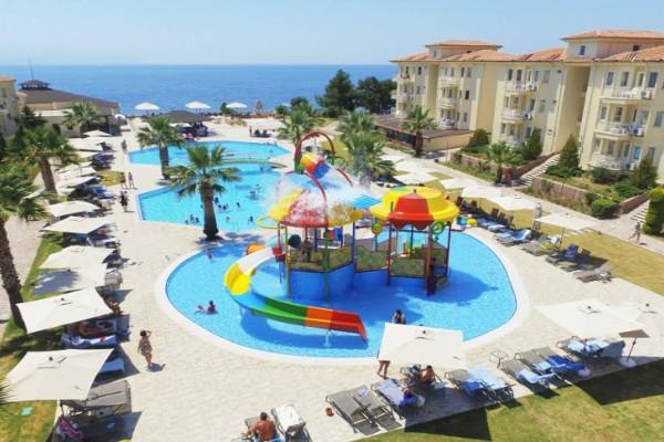 Piscine - Club Sealight Family 4* Izmir Turquie