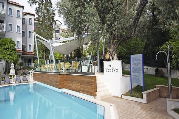 Piscine - Hôtel Sentido Marina Suites 4* Izmir Turquie