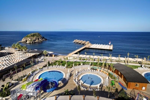 Piscine - Sunis Efes Royal Palace
