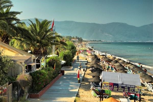 Plage - Hôtel Ephesia Hotel 4* Izmir Turquie