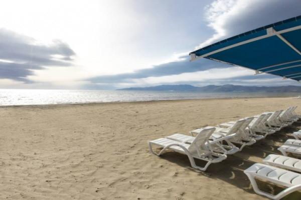 Plage - Hôtel Palm Wings Ephesus Beach Resort 5* Izmir Turquie