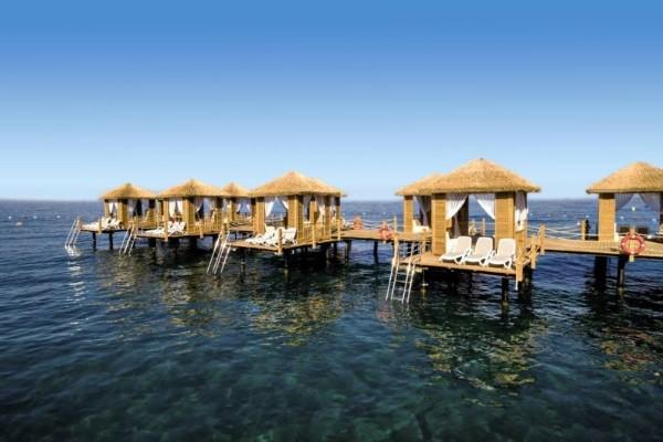 Plage - Hôtel Sunis Efes Royal Palace 5* Izmir Turquie